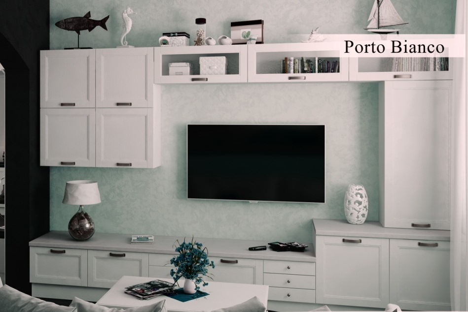 Porto bianco_living room